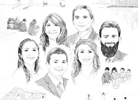 The Kneip Family